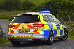 OE15 WLA (S11 AUN) Tags: devon cornwall police volkswagen passat exdemo demonstrator rpu traffic car roads policing unit patrol vehicle irv incident response 999 emergency oe15wla