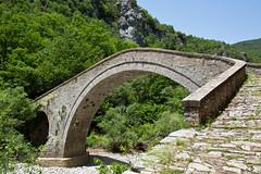 Missios bridge, near Koukouli, Zagori, Greece (Miche & Jon Rousell) Tags: greece zagori mountains pindos pindosmountains timfi vikos vikosgorge gorge vitsa koukouli elafotopos bridge missiosbridge