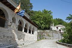 Koukouli, Zagori, Greece (Miche & Jon Rousell) Tags: greece zagori mountains pindos pindosmountains timfi vikos vikosgorge gorge vitsa koukouli elafotopos bridge missiosbridge