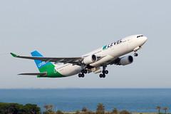 EC-MOY_20190603_BCN_51218_M (Black Labrador13) Tags: ecmoy airbus a330 a330200 a330202 level bcn lebl el prat barcelona avion plane aircraft vliegtuig airliners civil