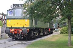 Class 25 D7612 Buckfastleigh 12-07-19 (cvtperson) Tags: class 25 d7612 buckfastleigh south devon railway