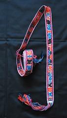 Faja Belt Otomi Queretaro Mexico Textiles (Teyacapan) Tags: sash belt faja weavings otomi queretaro santiagomezquititlan mexican ropa