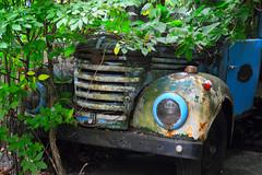Old car of Steinfurt (l-vandervegt) Tags: 2019 nikon d3200 tamron duitsland germany deutschland noordrijnwestfalen nordrheinwestfalen steinfurt burgsteinfurt auto car old oud