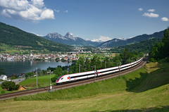 🇨🇭 IC21 679 @ Arth (Wesley van Drongelen) Tags: sbb cff ffs schweizerische bundesbahnen chemins de fer fédéraux federaux suisses ferrovie federali svizzere swiss federal railways rabde 500 icn intercity neigezug 21 ic21 arth goldau zugersee trein train zug treno