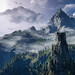 The Witcher 3: Wild Hunt / Cloudy Places