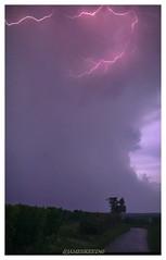 Orage en Alsace...Le courant est passé ! (jamesreed68) Tags: orage éclair hautrhin soultz 68 alsace groupenuageetciel france