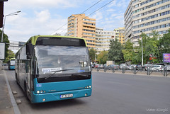 IF 16 STV - R412 - 15.08.2019 (VictorSZi) Tags: romania vdlberkhofambassador vdl bus buses voluntari bucharest bucuresti stv summer vara august nikon nikond5300 netherlands holland