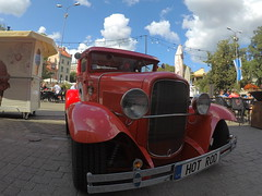 HotRod (Zunkkis) Tags: bar car hotrod riga latvia