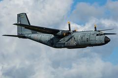 Armée de l'Air / C160 Transall / 64-GK / LFRZ 07 (_Wouter Cooremans) Tags: spotting spotter avgeek aviation airplanespotting saint nazaire snr lfrz armée de lair c160 transall 64gk 07 arméedelair c160transall