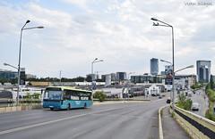IF 14 POV - R450 - 15.08.2019 (VictorSZi) Tags: romania vdlberkhofambassador vdl bus buses voluntari bucharest bucuresti stv summer vara august nikon nikond5300 netherlands holland