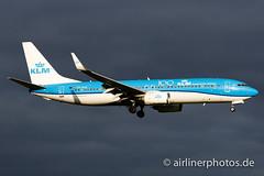 PH-BXA (Airlinerphotos.de) Tags: ams b737800 klm