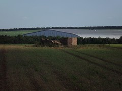 Photo of > WWII Anti-Aircraft Battery, Nr Hill Farm Road, RAF Duxford Airfield [TL-460 475]