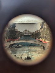 A view through the #magiceye #venice (remiklitsch) Tags: venice magiceye california