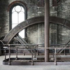 Arch (Illogical_images) Tags: rusty heritage grade1 listed sony a7r illogicalimages industrial details crossness history victorian