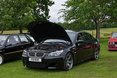Scottish VAG Show 2015 (<p&p>photo) Tags: black 2006 bmwm5 bmw m5 f8rsr vag vdub dub volkswagenaudigroup chatelherault country park chatelheraultcountrypark chatelheraultpark hamilton southlanarkshire lanarkshire scotland uk showandshine showshine shownshine car classic auto motor motorcar show rally display carshow classiccarrally classiccarshow summer july 2015 july2015 worldcars