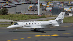Ce560 | OO-MLG | BRU | 20190810 (Wally.H) Tags: ce560 cessna560xl cessna citation excel oomlg bru ebbr brussels zaventem airport