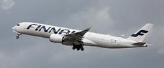 A350 | OH-LWG | BRU | 20190810 (Wally.H) Tags: airbus a350 ohlwg finnair bru ebbr brussels zaventem airport