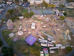 RPAL Carnival at Nicholl Park (Explore360tv) Tags: richmondca dji mavicpro richmondcalifornia drones dronephotography nightphotography aerial amusementpark carnival festival