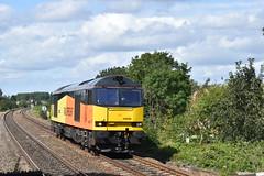 Rail Freight 60096 (Ash Hammond) Tags: englishwelshscottishrailway ews transrail colasrail gbrailfreight brushtraction 60096 class60