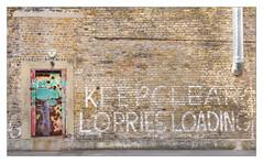 The Built Environment, East London, England. (Joseph O'Malley64) Tags: thebuiltenvironment newtopography newtopographics manmadeenvironment manmadestructure building structure vuctorian victorianbuilding eastlondon eastend london england uk britain british greatbritain factory warehouse brickwork bricksmortar cement pointing repairs renovation changeofuse wall brickwall waterdamage frostdamage airpollutiondamage acidraindamage coalsootdamage subsidence