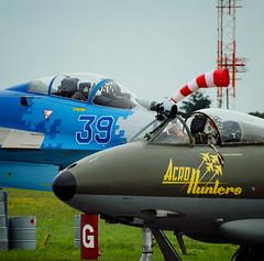 DSC_2330 (Marcin M.) Tags: suchoj su27 polska poland polen gdynia 3city airshow army jet fighter plane nikkor nikon 70300 air force airforce
