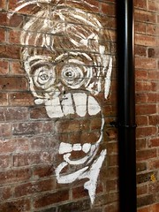 Le cri (ISO 69) Tags: street urban streetart strassenkunst graffiti brisbane australia queensland