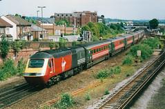 43194 43103 270601 (stevenjeremy25) Tags: intercity 125 railway train speed high 43 253 hst 43194 43103 254 eastleigh ecs