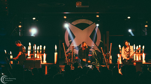 Like a Storm, Through Fire, Wilson & Stitched Up Heart - 8.9.19 - Hard Rock Hotel & Casino Sioux City