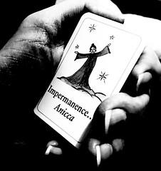 Impermanent Forever (spratpics) Tags: impermanent tibet photographybypaulwalker paulwalker uk teesside blackandwhite artisticphotography monochrome darkart zen impermanence forever impermanentforever