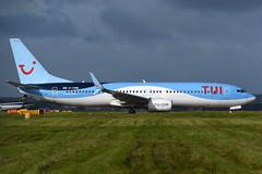 G-TAWW TUI Airways Boeing 737-8K5(WL) at Edinburgh Turnhouse Airport on 17 August 2019 (Zone 49 Photography) Tags: aircraft airliner aeroplane august 2019 edinburgh scotland egph edi turnhouse airport by tom tui airways boeing 737 738 800 8k5 wl gtaww