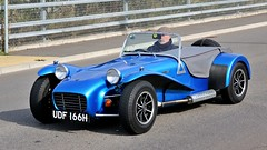 1970 Lotus Seven SS UDF 166H (BIKEPILOT, Thx for + 5,000,000 views) Tags: 1970 lotussevenss udf166h lotus blue automobile car transport vehicle sportscar british classic vintage newburyclassicvehicleshow newburyracecourse berkshire uk england britain
