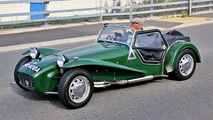 1963 Lotus Seven BPR 408A (BIKEPILOT, Thx for + 5,000,000 views) Tags: 1963 lotusseven bpr408a lotus green automobile car transport vehicle sportscar british classic vintage newburyclassicvehicleshow newburyracecourse berkshire uk england britain