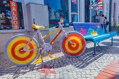 Águeda (pixiemushroom) Tags: águeda northern portugal umbrellas street art nikon d750