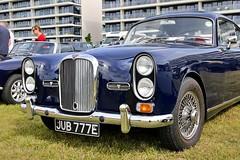 1967 Alvis TF21 JUB 777E (BIKEPILOT, Thx for + 5,000,000 views) Tags: 1967 alvis tf21 jub777e blue newburyclassicvehicleshow newburyracecourse berkshire uk car vehicle automobile transport classic vintage british england britain carshow