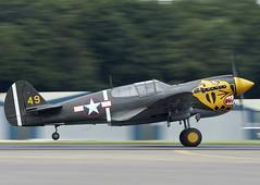 P-40 (Graham Paul Spicer) Tags:
