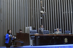 Plenário do Senado (Senado Federal) Tags: plenário senadormeciasdejesusprbrr senadorasimonetebetmdbms sessãonãodeliberativa brasília df brasil