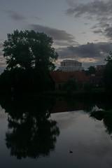 Waterside Cottage (Scott_Fraser_) Tags: water cottage bruge duck minnewater