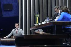 Plenário do Senado (Senado Federal) Tags: plenã¡rio sessã£onã£odeliberativa senadorvenezianovitaldorãªgopsbpb senadormeciasdejesusprbrr senadorasimonetebetmdbms brasãlia df brasil plenário sessãonãodeliberativa senadorvenezianovitaldorêgopsbpb