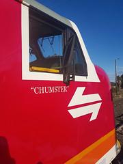 """""""North West Zephyr"""". 42103, on 9L42, waits to depart at Werris Creek, Main North, NSW, 17th August, 2019. (garratt3) Tags: 42103 421class australia aus diesel dieselloco dieselpassenger dieselpower dieseltrain digital locomotive newsouthwales newsouthwalesheritage pentax mainnorth rail railway srs standardgauge sydneyrailservices train trains"""