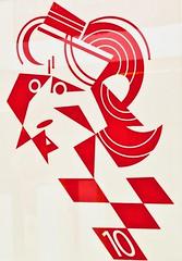 Luka Modric - Pablo Lobato (pedrosimoes7) Tags: pablolobato likamodric caricatura caricature centroculturalecongressosdascaldasdarainhaleiriaportugal2019 world press cartoon rosso red rouge vermelho
