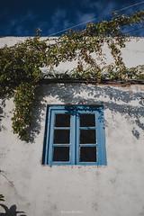 Blue Window II (Joao Dordio) Tags: faded sintra lisbon country landscape rusty