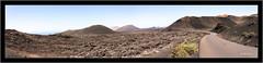 Lanzarote, Los Volcanes Natural Park (Dierk Topp) Tags: a7rii a7rm2 ilce7rii ilce7rm2 losvolcanesnaturalpark sonya7rii sonyfe24105mmf4goss volcanoes lanzarote panorama