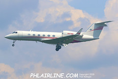 N917MS (PHLAIRLINE.COM) Tags: philadelphiainternationalairport kphl phl bizjet spotting spotter airline generalaviation planes flight airlines philly pne kpne