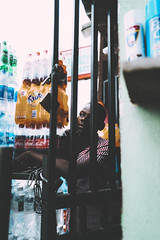 Nigeria (kikalastudio) Tags: nigeria benin shop fanta cocacola leica leicaq2 street market streetphotography