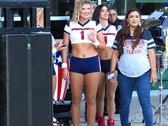 IMG_7445 (grooverman) Tags: houston texans nfl football game nrg stadium texas 2019 cheerleaders nice sexy legs stomach canon powershot sx530