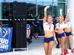IMG_7470 (grooverman) Tags: houston texans nfl football game nrg stadium texas 2019 cheerleaders nice sexy legs stomach canon powershot sx530