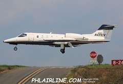N431CK (PHLAIRLINE.COM) Tags: philadelphiainternationalairport kphl phl bizjet spotting spotter airline generalaviation planes flight airlines philly pne kpne