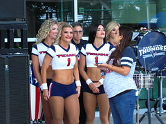 IMG_7450 (grooverman) Tags: houston texans nfl football game nrg stadium texas 2019 cheerleaders nice sexy legs stomach canon powershot sx530