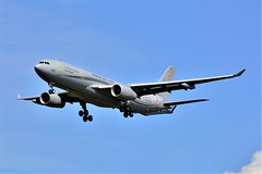 "(CDG)Armée de l'Air ""French Air Force"" Aibus A330-243 MRTT Phénix F-UJCH (dadie92) Tags: cdg roissy lfpg frenchairforce arméedelair airbus a330243 mrttphenix fujch spotting aircraft airplane landing nikon d7100 sigma tamron 150500 danieldanel"