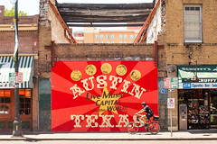 Wonderful Tonight (Thomas Hawk) Tags: america austin texas usa unitedstates unitedstatesofamerica bicycle bike